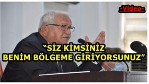 BAŞKAN POSBIYIK'TAN BOZKURT ve DEMİRTAŞ'A SERT ÇIKIŞ (Video)