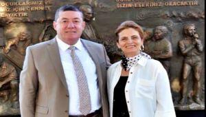 Belediye başkanı ve eşi Korona virüse yakalandı...