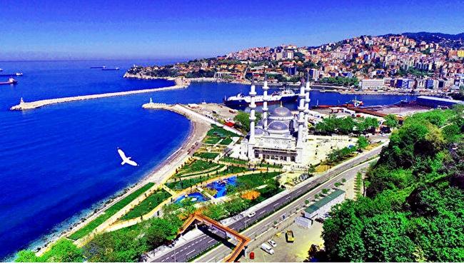 En yaşanılası şehirler sırasında Zonguldak...
