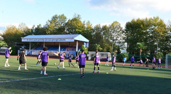 - Erdemir, spor tesislerini bölge sporcularının hizmetine açtı