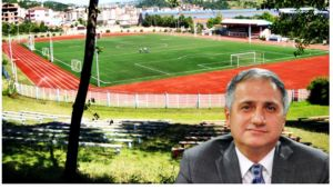 ERDEMİR stadı amatör kulüplerin hizmetine açıldı