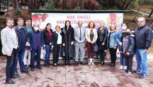Kadın Gücü yönetiminden EGD'ye ziyaret