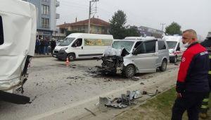 -Kazada ağır yaralanan Veli Cellat hayatını kaybetti