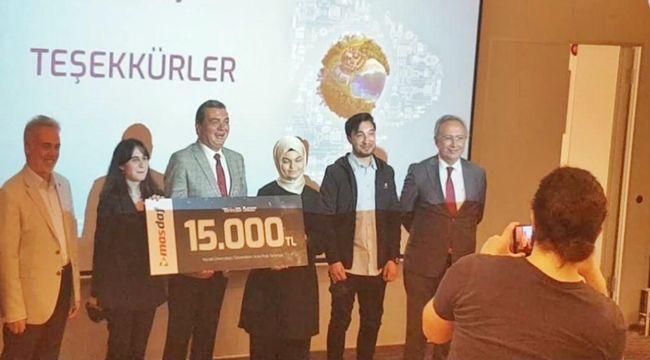 Türkiye birincisi oldu