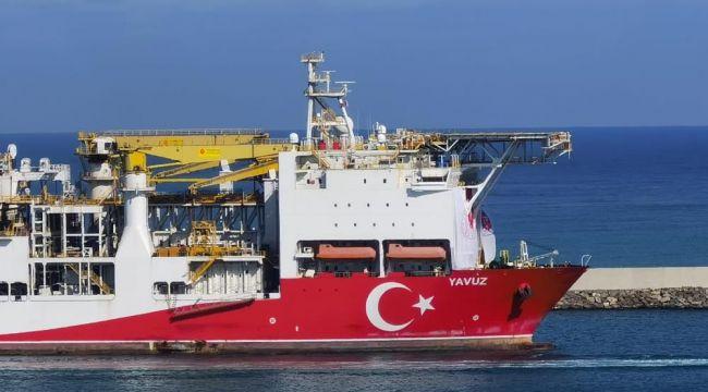 - Yavuz Sondaj gemisi Karadeniz'deki görevi için Filyos Limanına ulaştı